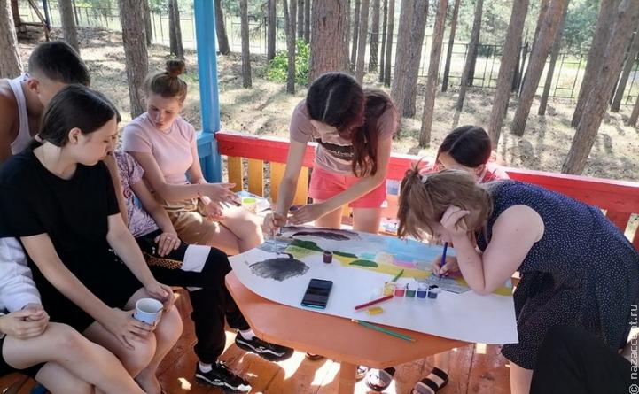 В Мордовии открылся летний лагерь для юных знатоков мордовского и татарского языков