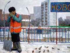 Хурромов и деградация института столичных дворников