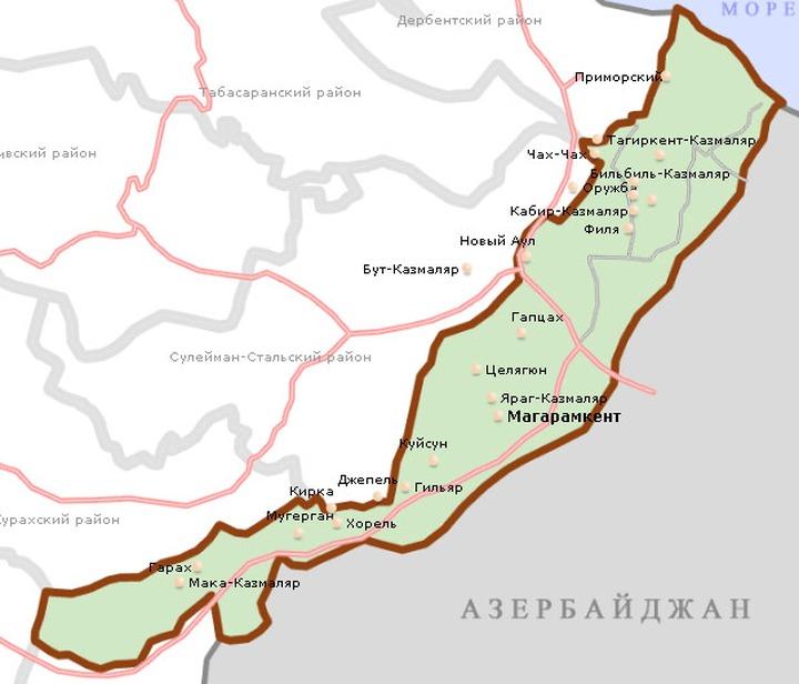 Строительство нового села для российских лезгин из Азербайджана начнется в марте