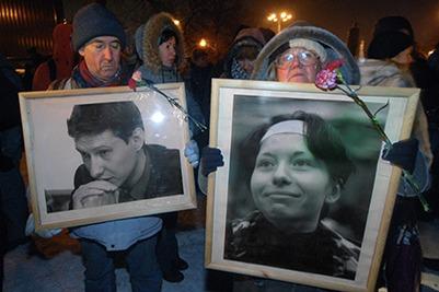Мэрия расширила маршрут шествия антифашистов в память Маркелова и Бабуровой