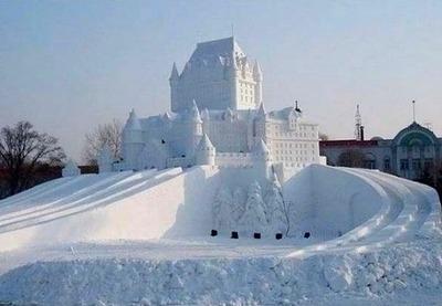 """Тверская площадь готовится к кулачным боям, а """"Коломенское"""" к битве за снежную крепость"""