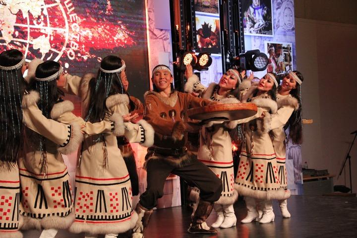 В Москве открылся фестиваль РГО, посвященный народам России