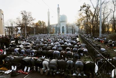 Собянин: Москве не нужны новые мечети