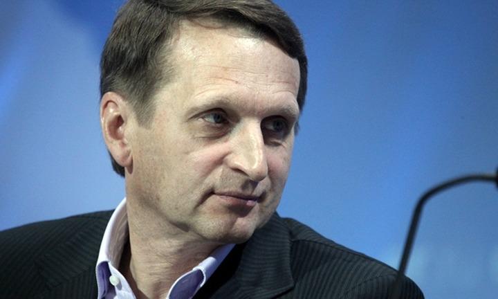 Нарышкин: Мы не будем ограничивать преподавателей русского языка