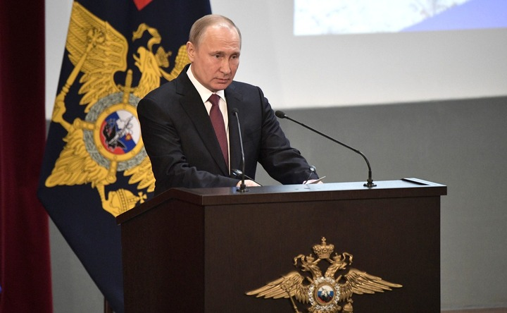 """Путин призвал не """"накручивать"""" статистику за счет экстремистских дел без оснований"""