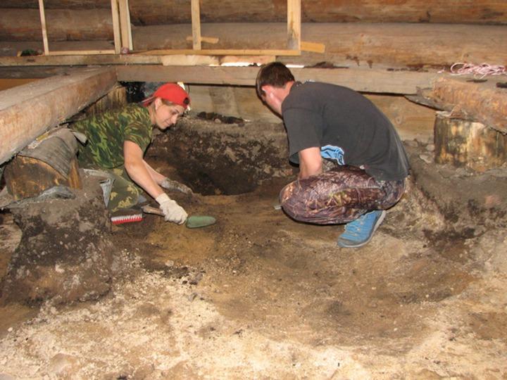 В Свердловской области археологи раскопали святилище предков манси