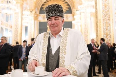 Госпитализированному с коронавирусом муфтию Карачаево-Черкесии стало лучше