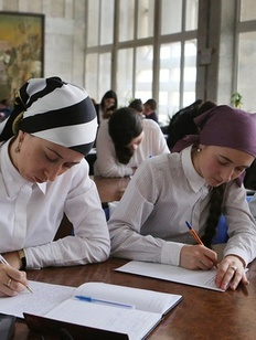 Тотальный диктант на 14 языках напишут в Дагестане