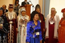 Гран-при конкурса учителей родных языков получила учительница хакасского