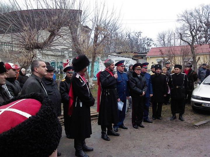 Убитый в Крыму оказался волгоградским казаком