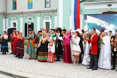 В Москве прошел фестиваль тюркских общин Северного Кавказа и Крыма