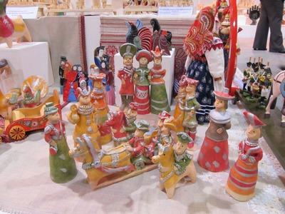 Российские мастера глиняной игрушки соберутся в Липецкой области
