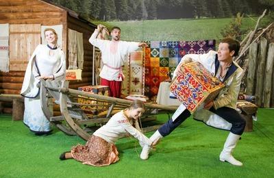 """Бесплатная выставка """"Этнопарк"""" открылась в Российском этнографическом музее"""
