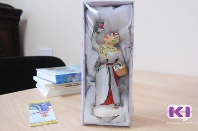 В Сыктывкаре смастерили куколок в костюмах народах коми