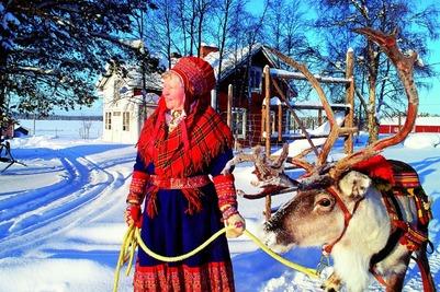 Кольские саамы представят свою культуру на Арктическом совете