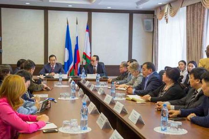 В Якутии проведут внеочередной съезд Ассоциации КМНС