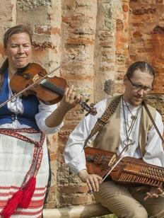 Йоухикко и канклес прозвучат на фестивале музыкальных древностей в Великом Новгороде