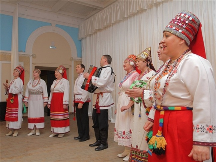 В Самаре зазвучало мордовское многоголосие