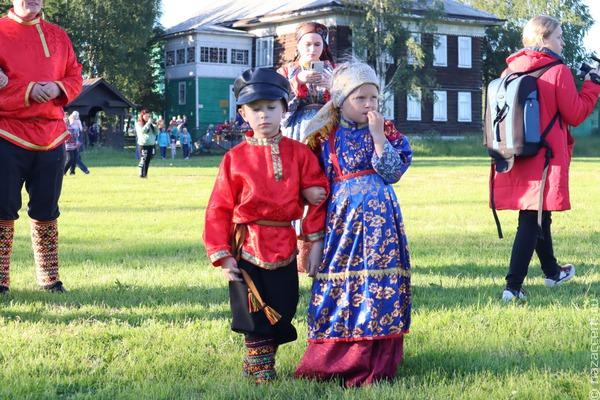 Усть-Цилемский костюм: традиции и характер!