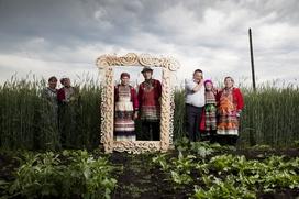 Выставка о традициях марийцев откроется в Ельцин-центре