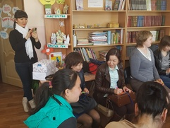 Молодежь Иркутской области обсудила проблемы межнационального согласия