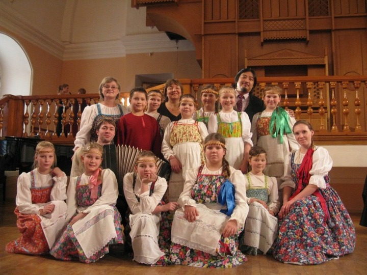 В Великом Новгороде пройдет детская фольклорная ассамблея