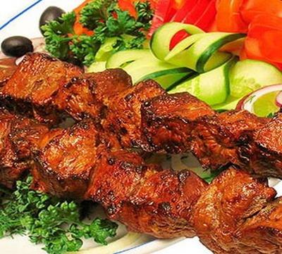 Шашлык степной по-таджикски