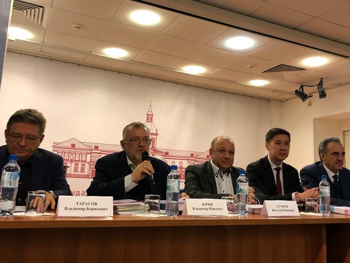 """Реализацию госнацполитики в Москве обсудили на """"Этнодиалоге"""""""