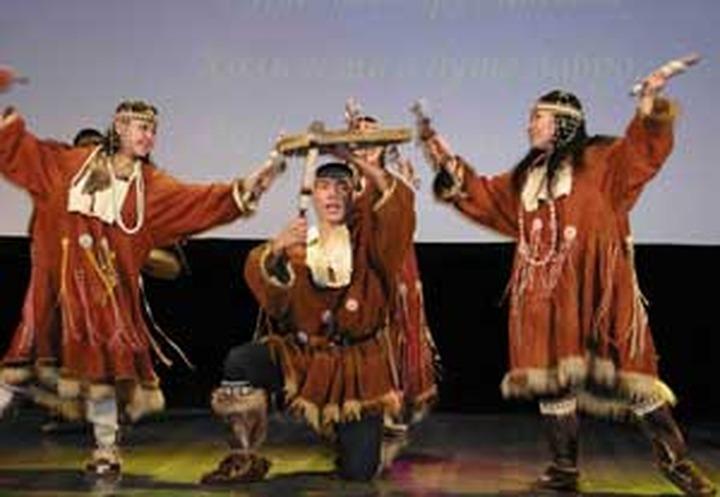 Впервые издана музыкальная хрестоматия по северным танцам
