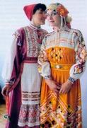 В Сыктывкаре коми-пермяки учились шить свои национальные костюмы