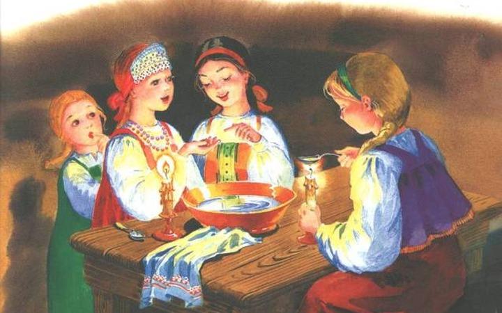"""Детский фольклорный праздник """"Зимние святки"""" провели в Нижнем Новгороде"""