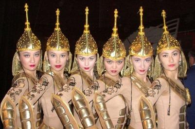 В Тюмени выберут самую красивую казашку