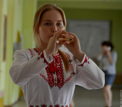 Стартовал Всероссийский слет марийской молодежи
