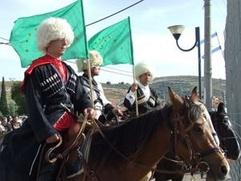 Представители черкесских диаспор посетили Дом адыга на Олимпиаде