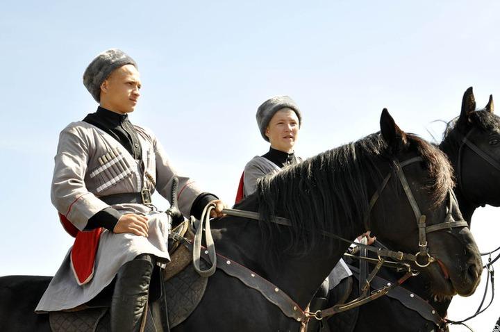 Крымские казаки помогут МЧС в тушении пожаров
