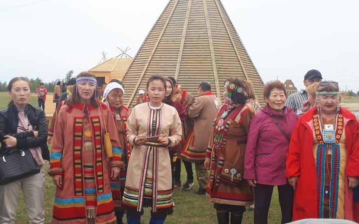 """Юкагирский праздник """"Шахадьибэ"""" в Якутии"""