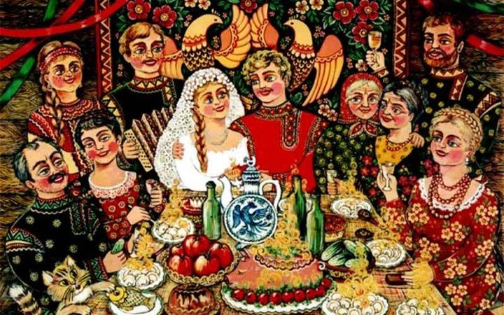 Святой Валентин и его поклонники