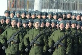 Осенью в армию призовут почти тысячу новобранцев из Ингушетии и Чечни