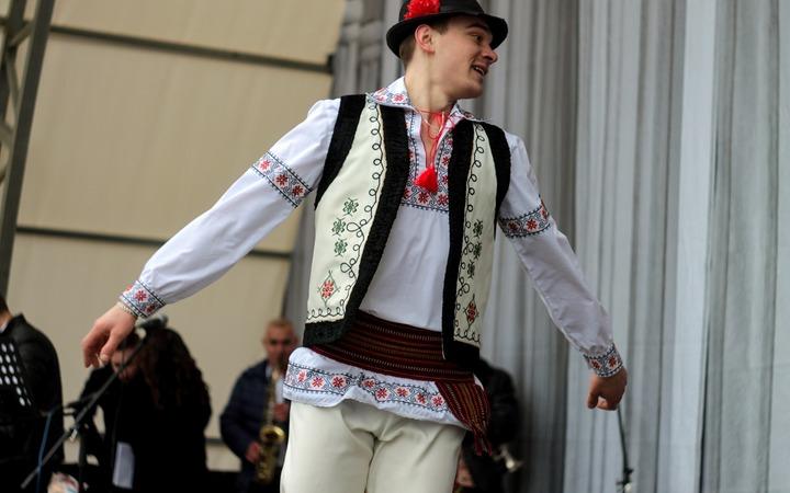 Молдавский Мэрцишор-2018 в Москве