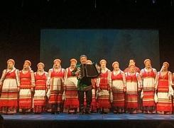 Народный хор русской песни победил на международном фестивале