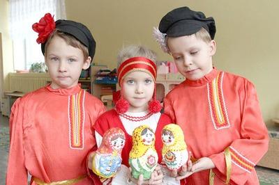 В Улан-Удэ проведут фестиваль русского фольклора
