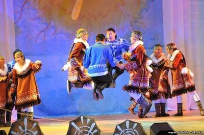 Северные танцы представят на Всемирной зимней универсиаде в Красноярске