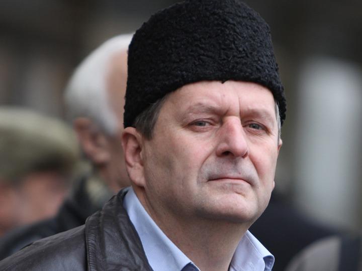 ФСИН опроверг информацию о голодовке арестованного лидера Меджлиса