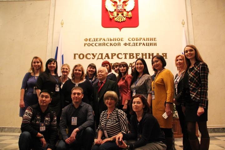 """Победители конкурса """"СМИротворец"""" в Москве"""