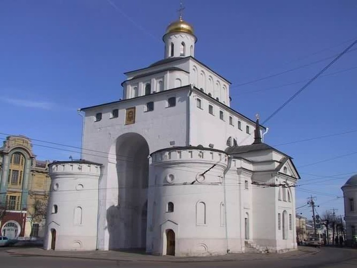 Во Владимире началась неделя русской культуры