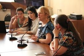 """В Москве студенты обсудили этножурналистику в условиях """"цифры"""""""