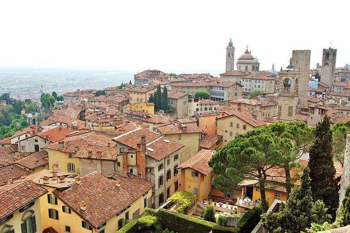 Таймырский десант с  бубнами и шумелками высадился в Италии