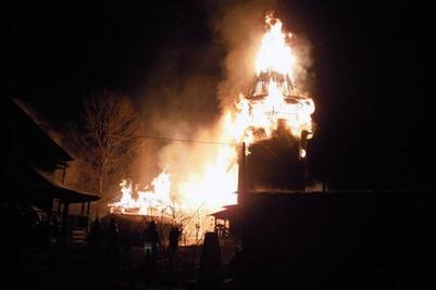 Задержанный по делу о поджогах церквей получил обвинение по трем статьям