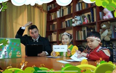 Многодетный отец из Якутии запустил видеопроект по изучению якутского языка