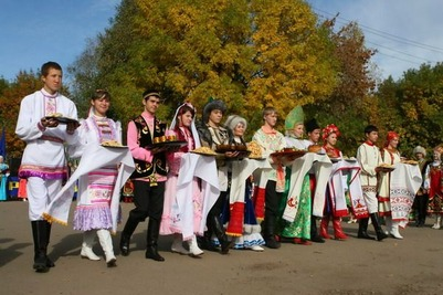 """Акцию """"Парад дружбы народов России"""" поддержали 16 регионов"""